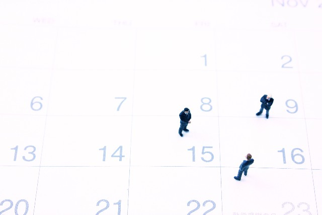 転職したいと思う人が増える時期は1月〜3月が多い?転職したい病!